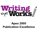 Apex 2000 Publication of Excellence